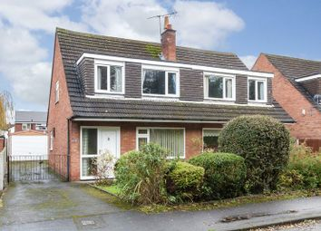 Thumbnail 3 bed semi-detached house for sale in Lambert Way, Hartford, Northwich