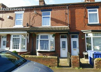 Thumbnail 3 bedroom terraced house for sale in Owston Road, Carcroft, Doncaster.