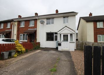 Thumbnail 3 bed terraced house for sale in Glenavy Gardens, Lisburn