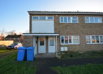 Thumbnail 2 bedroom flat to rent in Normanshurst Close, Lowestoft, Suffolk