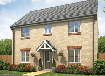 Thumbnail 4 bed detached house for sale in (Bourne Bypass Roundabout), West Road, Bourne