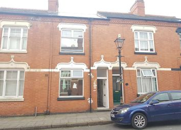 Thumbnail 4 bedroom end terrace house to rent in Tennyson Street, Leicester