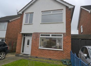 Thumbnail 3 bedroom detached house to rent in Prince Albert Drive, Glenfield, Leicester