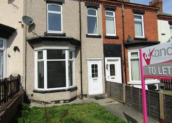 Thumbnail 2 bed terraced house to rent in Holmwood Grove, Darlington