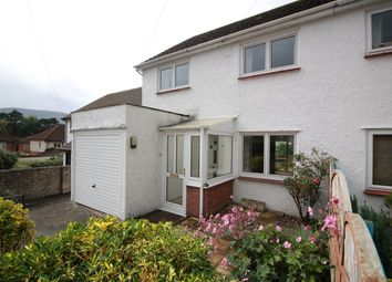 Thumbnail 3 bed semi-detached house for sale in Springfield Road, Abergavenny