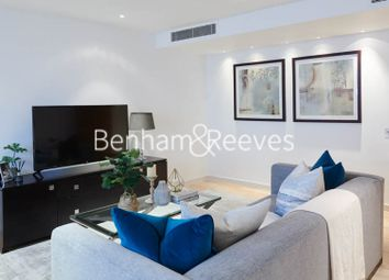 Thumbnail 1 bed flat to rent in Young Street, Kensington