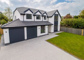 Thumbnail 4 bed detached house for sale in Manor Drive, Upton, Wirral