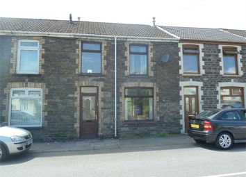 Thumbnail 3 bed terraced house for sale in Castle Street, Maesteg, Maesteg, Mid Glamorgan
