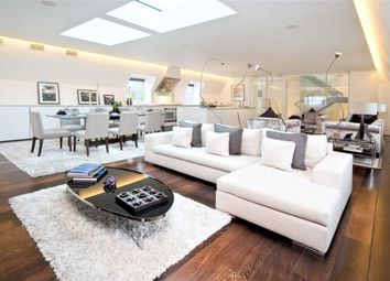 Thumbnail 3 bedroom detached house to rent in Boydell Court, St John`S Wood, London