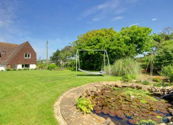Thumbnail 5 bedroom detached house for sale in Down End, Croyde, Braunton