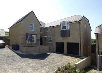 Thumbnail 5 bed detached house for sale in Church Lane, Hoylandswaine, Sheffield