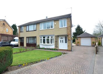 Thumbnail 3 bed semi-detached house for sale in Robert Avenue, Barnsley