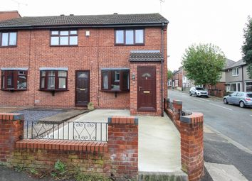 Thumbnail 2 bed end terrace house for sale in Eyre Street East, Hasland, Chesterfield