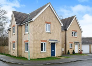 Thumbnail 4 bed detached house for sale in Sapling Close, Rendlesham, Woodbridge