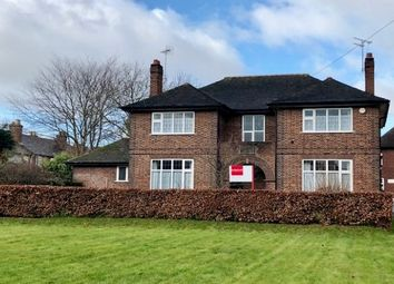 Thumbnail 4 bed detached house to rent in Sandon Road, Stafford