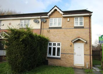 Thumbnail 3 bed semi-detached house for sale in Quarry Pond Road, Worsley, Manchester