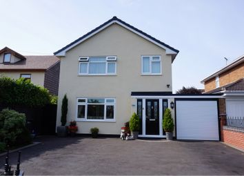 Thumbnail 3 bed detached house for sale in Church Lane, Great Sutton