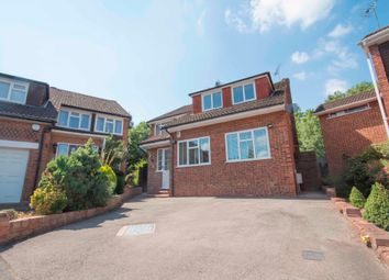 Thumbnail 4 bed detached house for sale in Limedene Close, Pinner