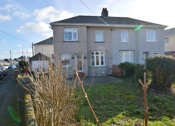 3 bed semi-detached house for sale in Randwick Park Road, Plymouth, Devon PL9