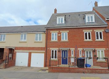 Thumbnail Terraced house for sale in Packwood Close, Daventry