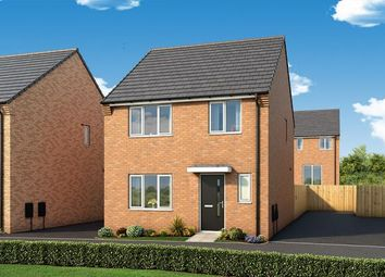 """Thumbnail 4 bedroom property for sale in """"The Alpine At Fairfields, Corby"""" at Glastonbury Road, Corby"""