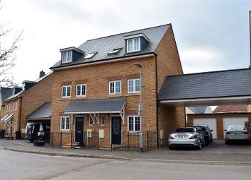 Thumbnail 3 bed semi-detached house for sale in Batt Drive, Cheddon Fitzpaine, Taunton