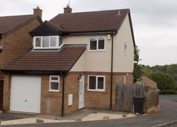 Thumbnail 4 bed detached house for sale in Ramsthorn Close, Swindon