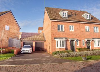 4 bed semi-detached house for sale in Elrington Close, Redditch B97