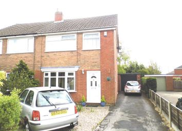 Thumbnail 3 bed semi-detached house for sale in Chestnut Avenue, Euxton, Chorley