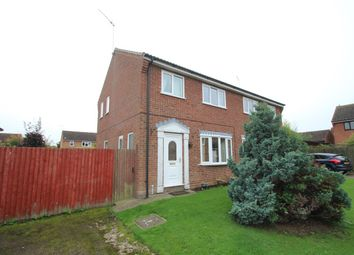 Thumbnail 3 bed semi-detached house for sale in Blake Road, Stowmarket