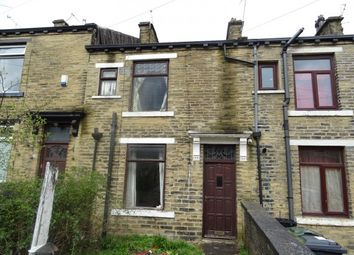 Thumbnail 1 bedroom terraced house for sale in Collins Street, Bradford