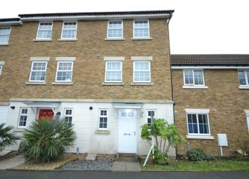 Thumbnail 3 bed town house for sale in Celandine Drive, St. Leonards-On-Sea