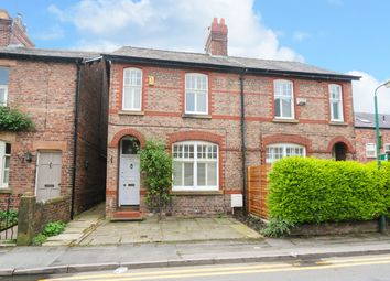 Thumbnail 3 bed semi-detached house for sale in Clifton Street, Alderley Edge