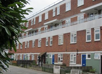 Thumbnail 4 bed flat to rent in Weymouth Terrace, London