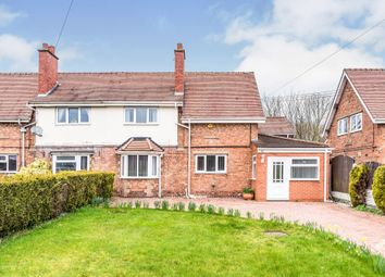 Thumbnail 4 bed semi-detached house for sale in Park Lane, Minworth, Sutton Coldfield