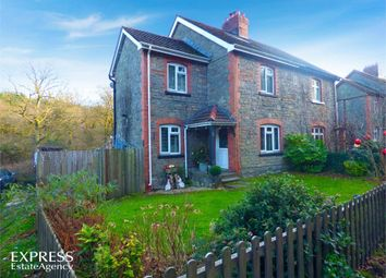 Thumbnail 4 bed semi-detached house for sale in Cannop Villas, Cannop, Coleford, Gloucestershire
