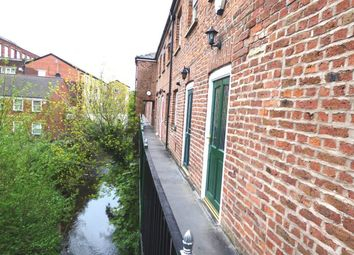 Thumbnail 2 bed flat to rent in Brook Street, Macclesfield