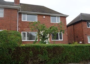 Thumbnail 3 bed semi-detached house to rent in Norwood Crescent, Killamarsh, Sheffield