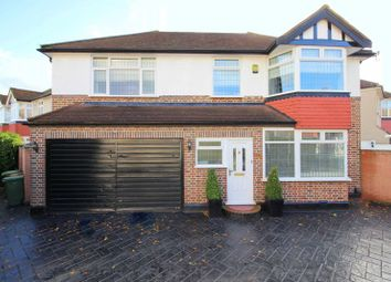Thumbnail 4 bed detached house for sale in Dulverton Road, New Eltham