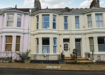 Thumbnail 5 bed terraced house for sale in Radford Road, Plymouth