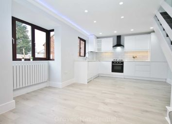 Thumbnail 1 bed end terrace house for sale in Willow Road, New Malden