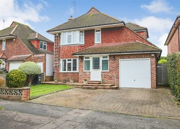Thumbnail 3 bed detached house for sale in Blount Avenue, East Grinstead, West Sussex