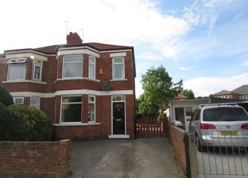 Thumbnail 3 bed semi-detached house to rent in Owston Avenue, York