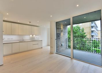 Thumbnail 1 bedroom flat to rent in Rochester Place, Camden Courtyards, Camden