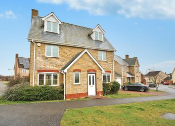 Thumbnail 5 bedroom detached house for sale in Wells Way, Debenham, Stowmarket