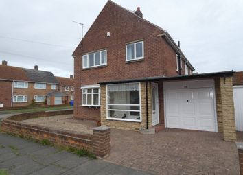 Thumbnail 3 bed semi-detached house for sale in Hallington Drive, Seaton Delaval, Tyne & Wear
