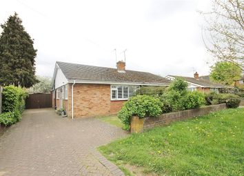 Thumbnail 3 bed semi-detached bungalow for sale in Cadbury Road, Sunbury On Thames, Middlesex