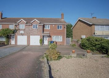 Thumbnail 5 bed semi-detached house for sale in High Road, Tholomas Drove, Wisbech St. Mary, Wisbech