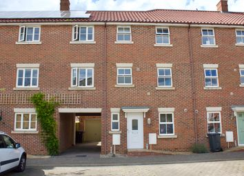 Thumbnail 4 bedroom town house to rent in Greenland Avenue, Wymondham, Norfolk