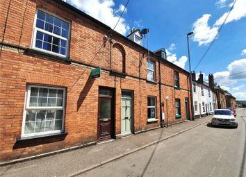 Thumbnail 3 bedroom terraced house for sale in Church Street, Tiverton, Devon
